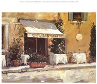 Café La Petite Fine Art Print