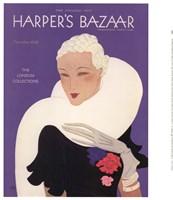 Harper's Bazaar November 1932 Fine Art Print