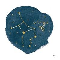 Horoscope Virgo Fine Art Print