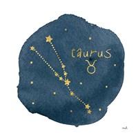 Horoscope Taurus Fine Art Print