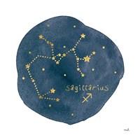 Horoscope Sagittarius Fine Art Print