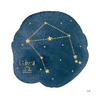 Horoscope Libra Fine Art Print