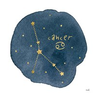 Horoscope Cancer Fine Art Print