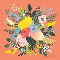 Wild Garden VIII Fine Art Print