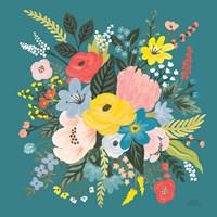 Wild Garden VII Fine Art Print