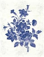 Toile Roses IX Fine Art Print