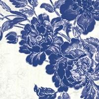 Toile Roses V Fine Art Print