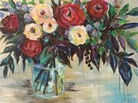 Winter Floral Fine Art Print
