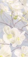Breezy Blossoms I Framed Print