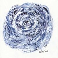 Blue Rose Fine Art Print