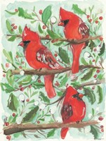 Christmas Morning Fine Art Print