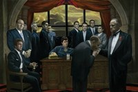 Mafia Respect Wall Poster