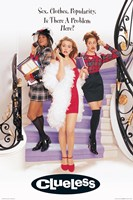 Clueless Wall Poster