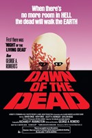 Dawn of the Dead Wall Poster