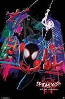 Spider-Verse Wall Poster