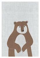 Brown Bear Fine Art Print