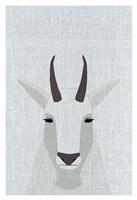 Mountain Goat Fine Art Print