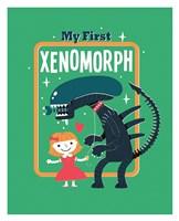 My First Xenomorph Fine Art Print