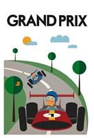 Grand Prix Fine Art Print