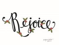 Rejoice with Berries Fine Art Print
