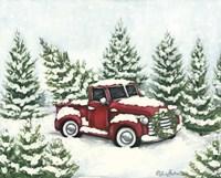 Tree Farm Tradition Fine Art Print