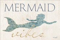 Mermaid Wishes Fine Art Print