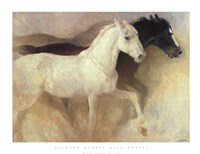 "Wild Horses by Richard Murray - 34"" x 26"""