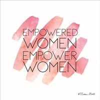 Empowered Women Fine Art Print