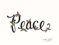 Peace with Berries Fine Art Print