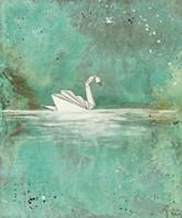 Serenity Lake Fine Art Print