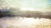 Soft Lake Landscape Fine Art Print