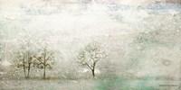 Light Winter Landscape Fine Art Print