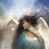 Reverie of an Angel Fine Art Print