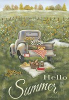 Hello Summer Fine Art Print