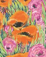 Poppy Forest Fine Art Print