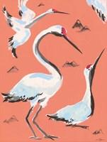Storks I Fine Art Print