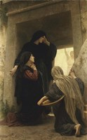 The Three Marys at the Tomb Fine Art Print