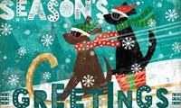 Merry Making II Fine Art Print