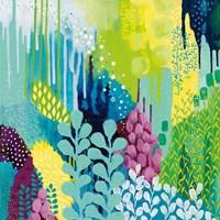 Jewel Forest II Fine Art Print