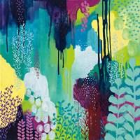 Jewel Forest I Fine Art Print