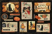 Halloween Nostalgia I Fine Art Print