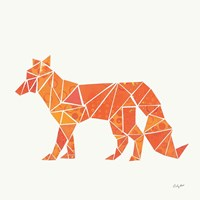 Geometric Animal II Fine Art Print