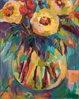 Round Vase Fine Art Print