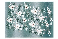 Scattered Blossoms Fine Art Print