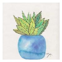 Cactus Pot II Fine Art Print