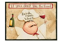 Drink More Wine Fine Art Print
