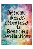 Beautiful Destinations Fine Art Print