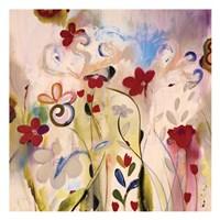 Magical Garden Fine Art Print