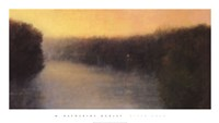 "River Road by M. Katherine Hurley - 39"" x 22"""