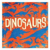 Dino Fine Art Print